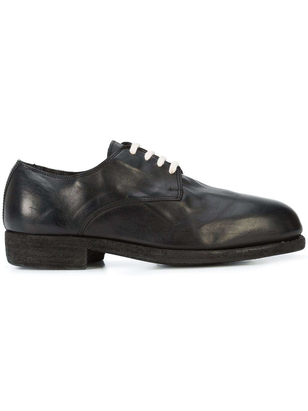 GUIDI WOMEN SOFT HORSE LEATHER 112 BALL DERBY