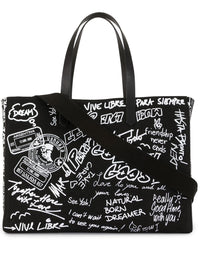GOLDEN GOOSE CALIFORNIA GRAFFITI BAG