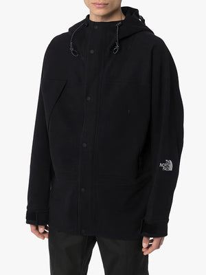 THE NORTH FACE BLACK SERIES MEN SPACER KNIT MOUNTAIN LIGHT JACKET