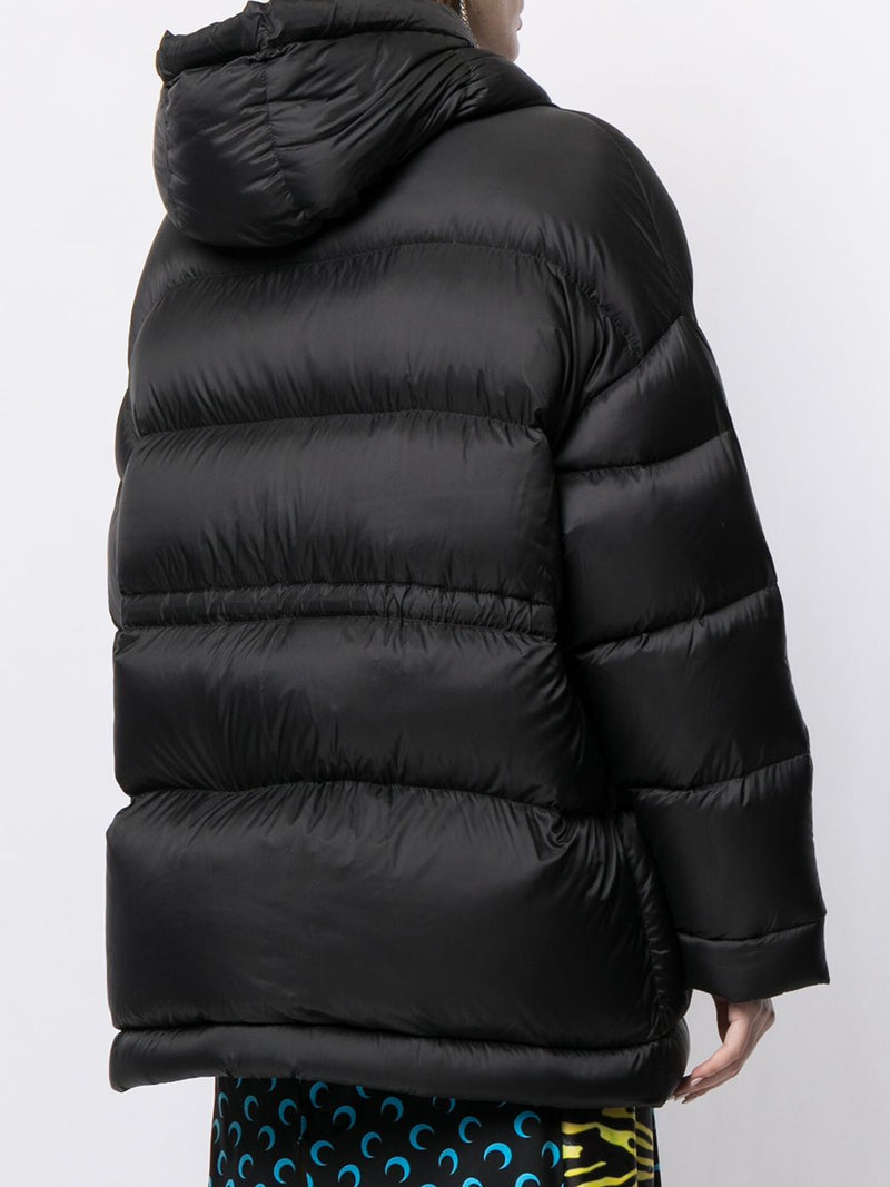 OFF-WHITE WOMEN BELTED PUFFER