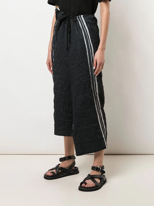 Y'S WOMEN LINE GATHER SKIRT