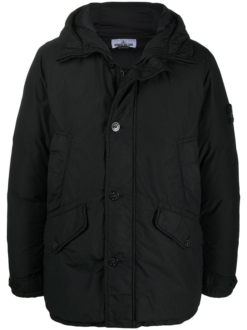 STONE ISLAND MEN REAL DOWN JACKET
