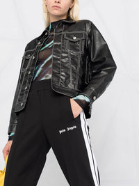 PALM ANGELS WOMEN CLASSIC TRACK PANTS