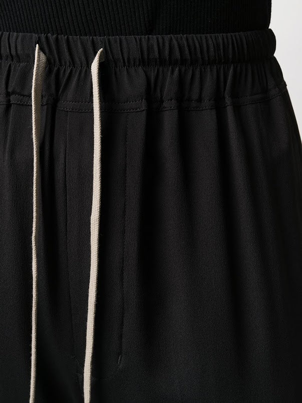 RICK OWENS WOMEN DRAWSTRING PANTS