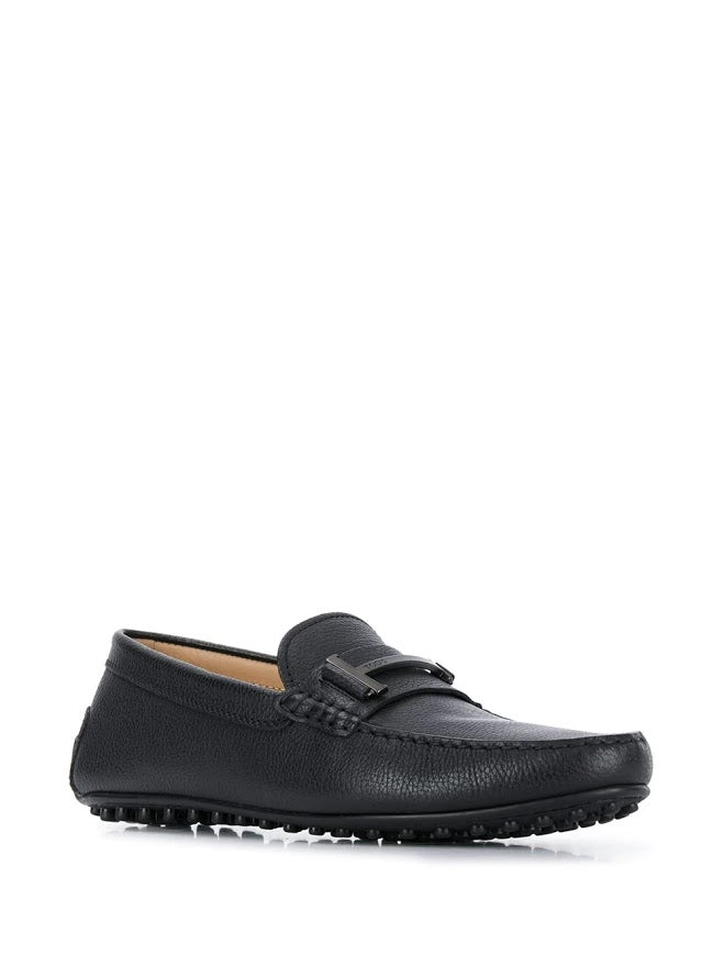 TOD'S MEN GOMMINO DRIVING SHOES LEATHER