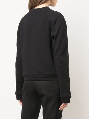 HAIDER ACKERMANN WOMEN EMBRIODERED SWEATER