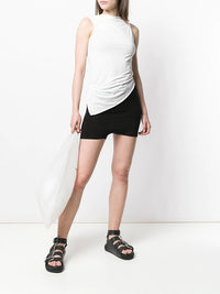 RICK OWENS WOMEN BUDS SHORTS