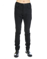LABEL UNDER CONSTRUCTION MEN CURVED INSEAM JEANS