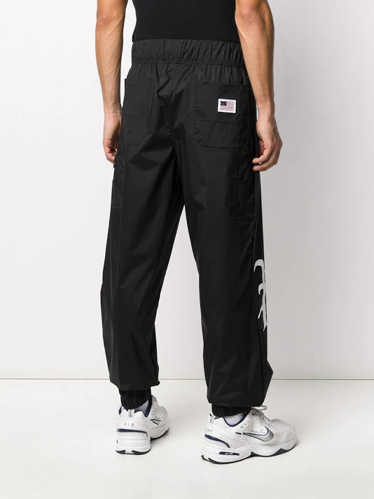 PALM ANGELS MEN NEW GOTHIC SWEATPANTS