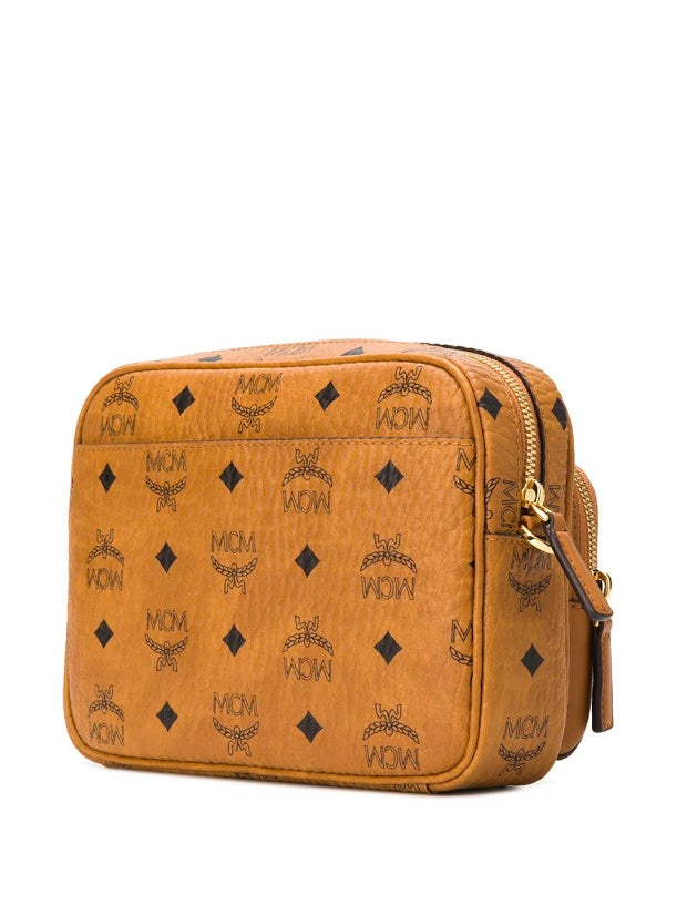MCM WOMEN SMALL KL VI CROSSBODY BAG