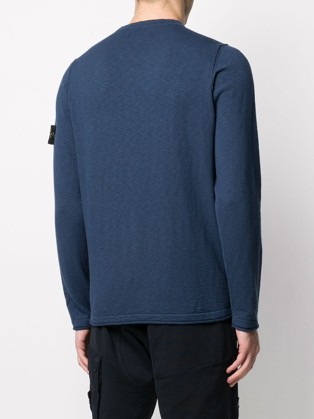 STONE ISLAND MEN KNITTED SWEATSHIRT