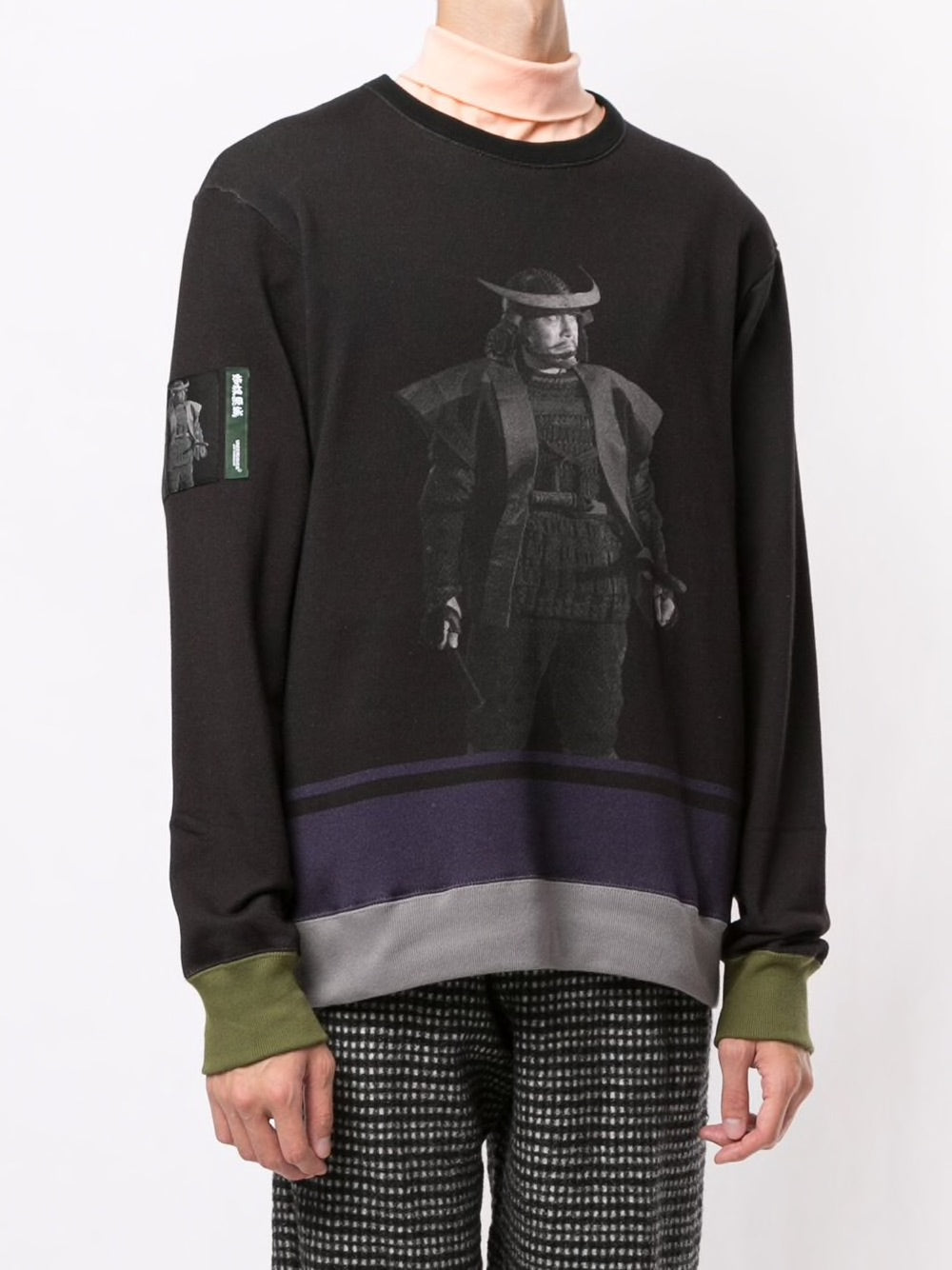 UNDERCOVER MEN PRINTED SWEATSHIRT