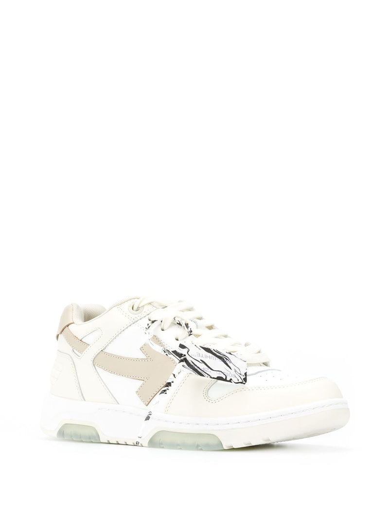 OFF-WHITE MEN OOO OUT OF OFFICE SNEAKERS