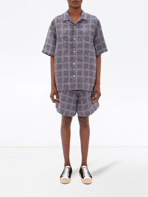 JW ANDERSON WOMEN OVERSIZED SHORTS