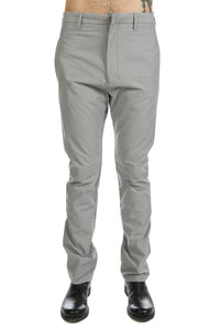 DEEPTI OPEN ZIPFLY CLASSIC TROUSERS W.B. LOOPS