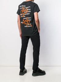 OFF WHITE MEN PICTOGRAM S/S SLIM TEE