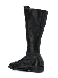 GUIDI WOMEN 410 TALL FRONT ZIP MILITARY BOOT