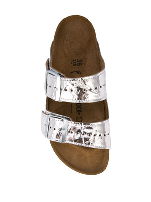 RICK OWENS X BIRKENSTOCK WOMEN REGULAR ARIZONA SANDALS