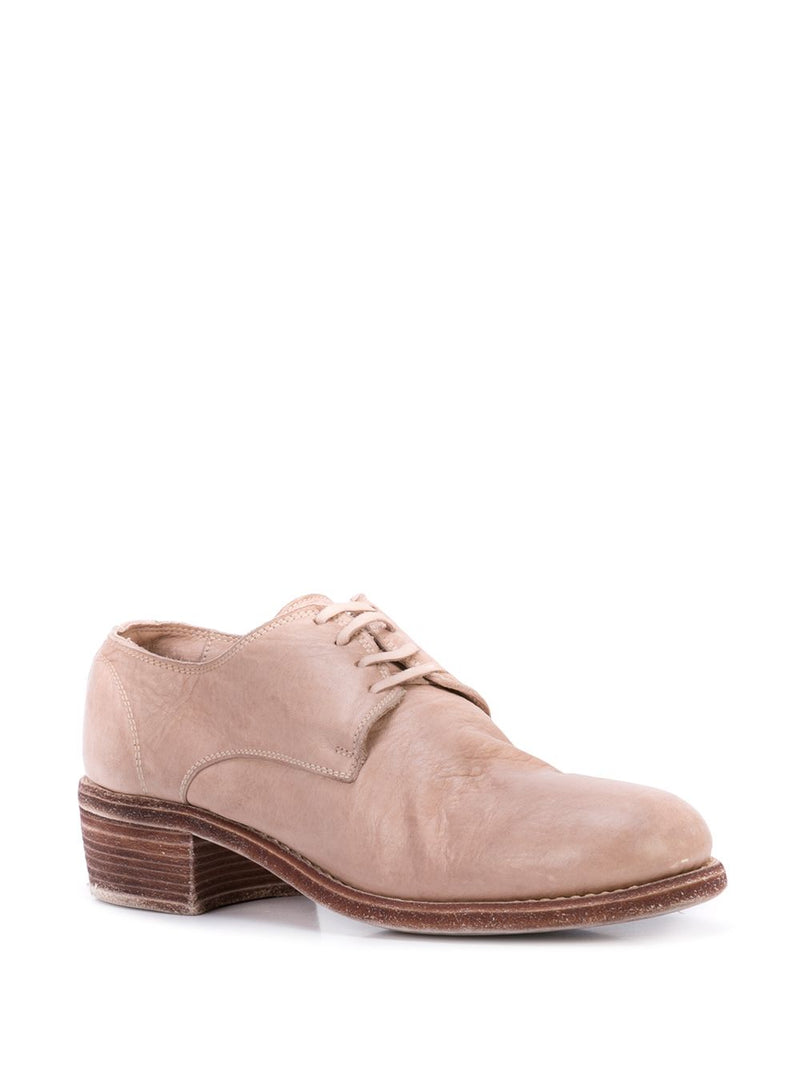 GUIDI WOMEN 792 SOFT HORSE LEATHER DERBY