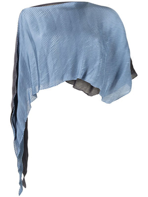 ISSEY MIYAKE WOMEN PANORAMA COLOR STOLE