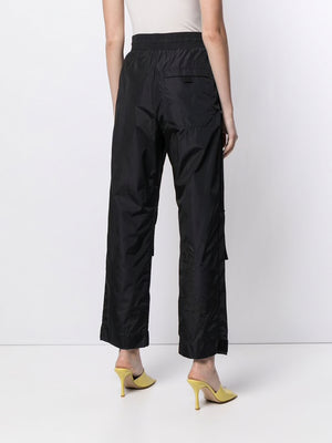 OFF WHITE WOMEN NYLON CARGO PANT