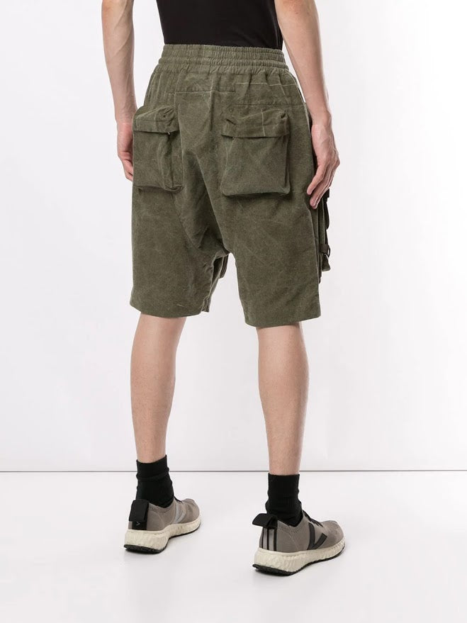 READYMADE MEN TACTICAL SHORTS