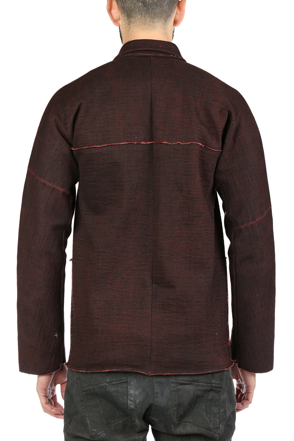 MA+ MEN UTILITY UNLINED JACKET