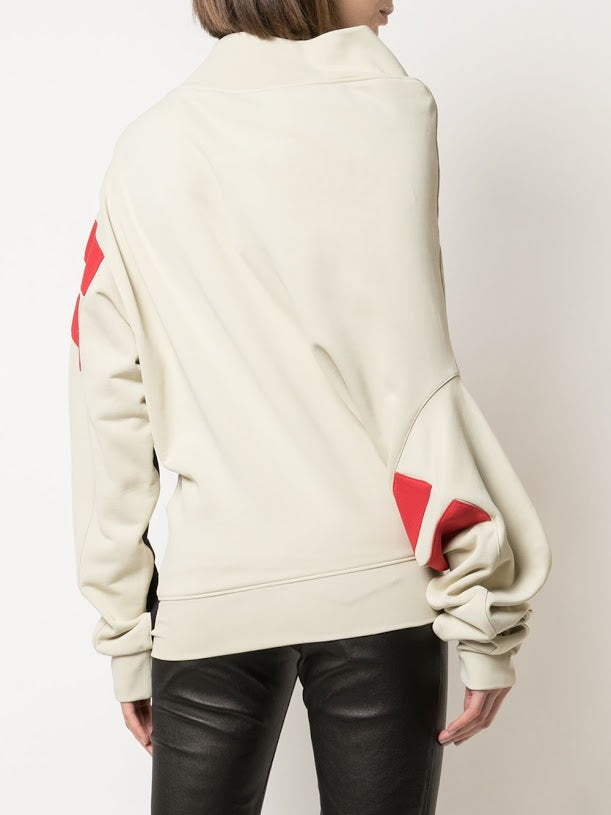 Y/PROJECT WOMEN UPSIDE DOWN SWEATER