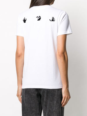 OFF-WHITE WOMEN BOYFRIENDS CASUAL TEE