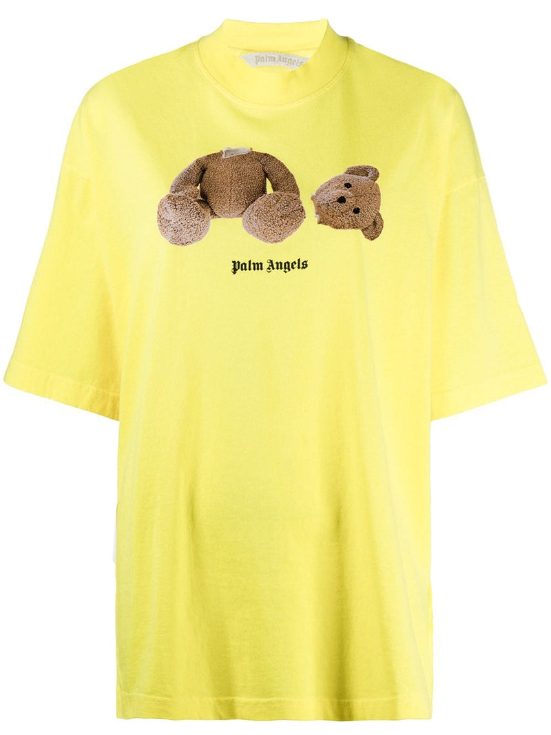 PALM ANGELS WOMEN PALM ANGELS BEAR OVER TEE