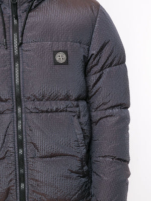 STONE ISLAND MEN RIPSTOP DOWN JACKET