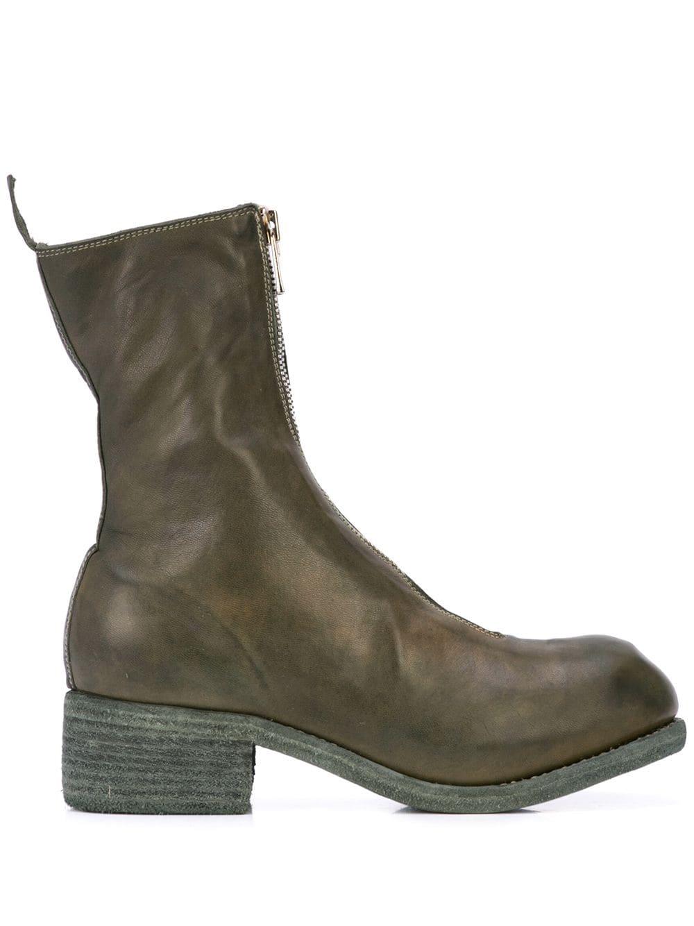 GUIDI WOMEN PL2 SOFT HORSE LEATER BOOTS