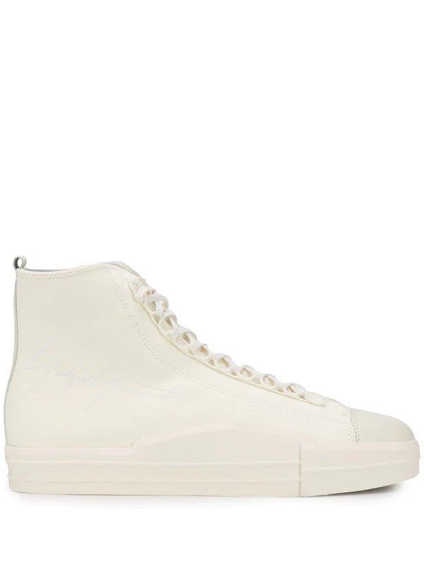 Y-3 MEN YUBEN MID SNEAKERS
