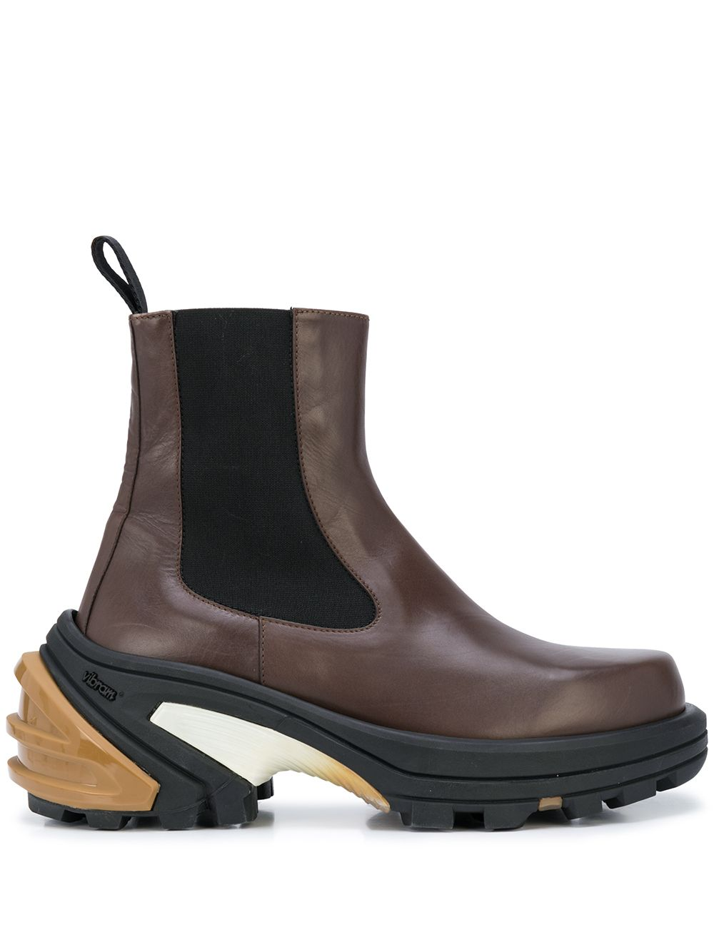 1017 ALYX 9SM MEN REMOVABLE VIBRAM SOLE CHELSEA BOOTS