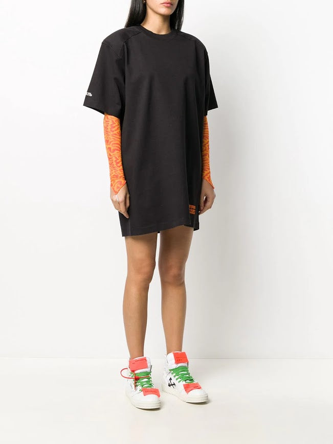 HERON PRESTON WOMEN T DRESS PADS LOGO