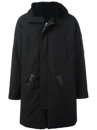 11 BY BORIS BIDJAN SABERI MEN PRIMALOFT LINED PARKA
