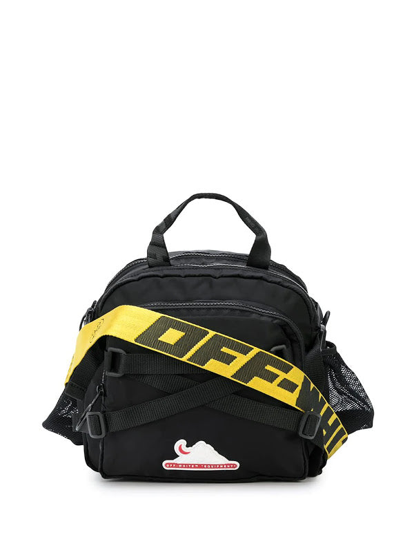 OFF-WHITE MEN MAXI CAMERA FANNYPACK