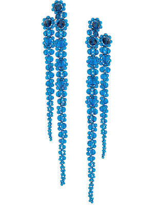 SIMONE ROCHA WOMEN DOUBLE DRIP EARRING