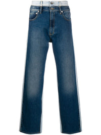 MAISON MARGIELA MEN HYBRID DENIM JEANS