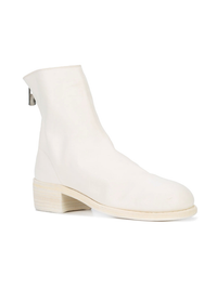 GUIDI WOMEN 796Z CLASSIC SHORT BACK ZIP BOOT