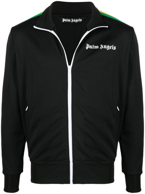 PALM ANGELS MEN EXODUS CLASSIC TRACK JACKET