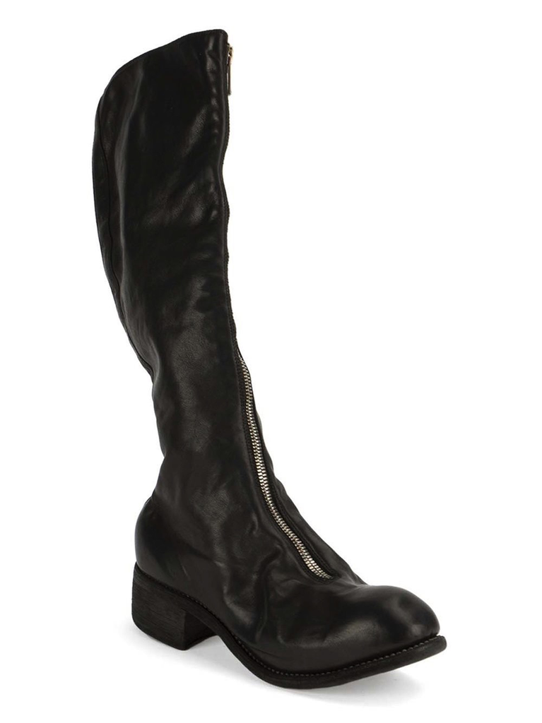 GUIDI WOMEN PL3 FRONT ZIP TALL BOOT