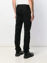 PALM ANGELS MEN 3/4 TRACK DENIM