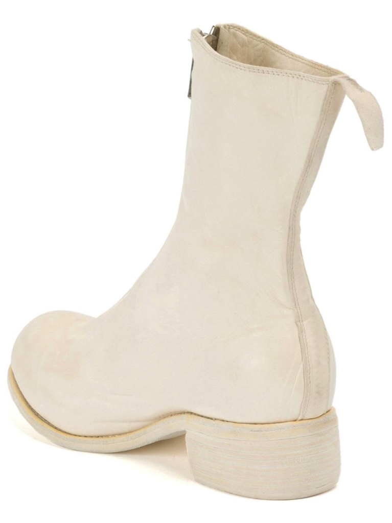GUIDI WOMEN PL2 SOFT HORSE LEATHER FRONT ZIP BOOT