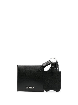 OFF-WHITE DIAG LEATHER SAFETY KIT