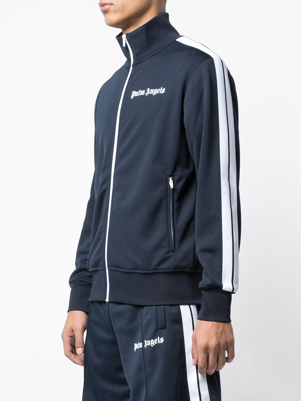 PALM ANGELS MEN CLASSIC TRACK JACKET
