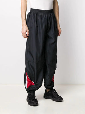 Y/PROJECT UNISEX OVERSIZED/FITTED TRACK PANTS