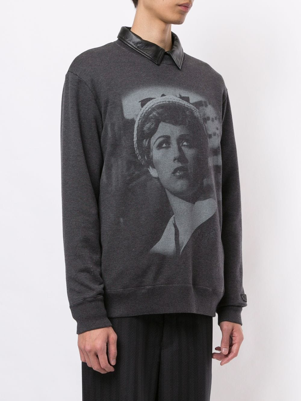 UNDERCOVER MEN CINDY SHERMAN PULLOVER