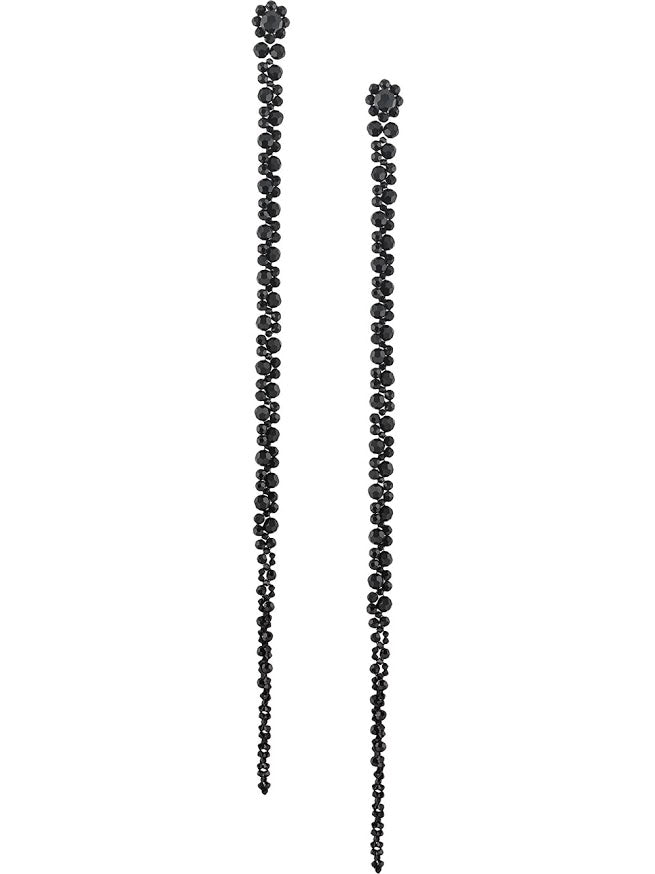 SIMONE ROCHA WOMEN LONG DRIP EARRING