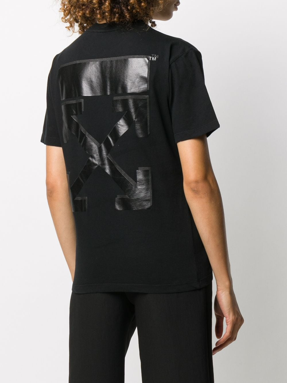 OFF-WHITE WOMEN ARROW CASUAL TEE
